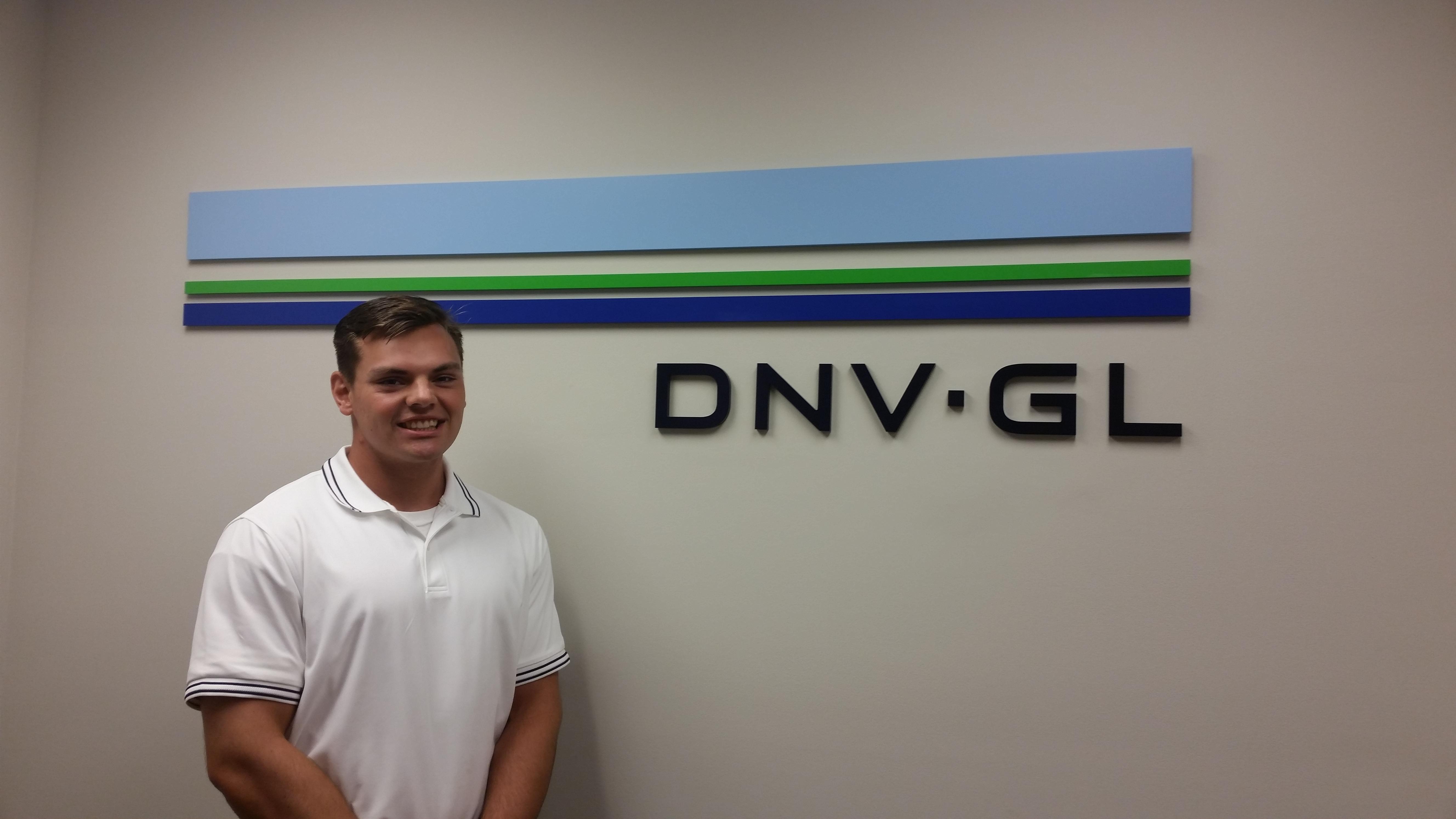 Me at DNV GL