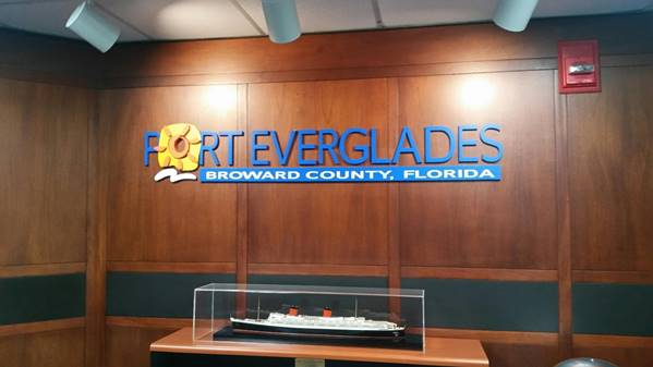 TMS Intern Goes Behind the Scenes at Port Everglades | Total Marine